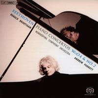 Beethoven - Pno Conc. 2+0-Ronald Brautigam-CD
