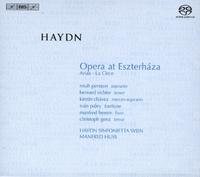 Opera At Eszterhaza-Manfred Huss Haydn Sinfonietta Wien, Miah Persson-CD
