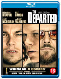 The Departed-Blu-Ray