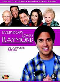 Everybody Loves Raymond - Seizoen 8-DVD