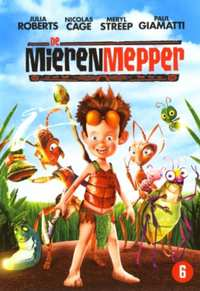 De Mierenmepper (The Ant Bully)-DVD