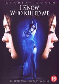 I Know Who Killed Me-DVD