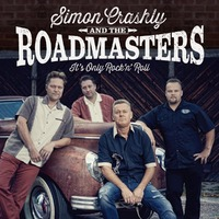 It's Only Rock'n'roll-Simon Crashly & Roadmasters-CD