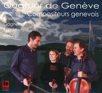 Binet-Wissmer-Gagnebin-Schute-Reich-Quatuar de Geneve-CD
