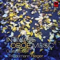 Intimate Oboe Music-Omar Zoboli & Friedemann Rieger-CD