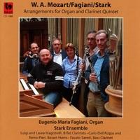 Arrangements For Organ And Clarinet-Eugenio Maria Fagiani & Organ Stark Ensemble-CD