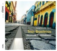 Trios Brasileiros-Damocles Trio-CD