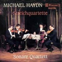 Streichquartette-Sonare Quartett-CD
