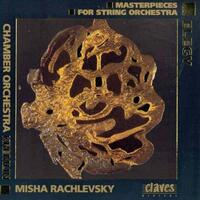Elegy: Masterpieces For String Orchestra-Chamber Orchestra Kremlin-CD