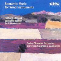 Romantic Music For Wind Instruments-Swiss Chamber Orchestra-CD