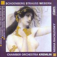 "Verkl""Rte Nacht, Op. 4/Metamorphosen/Funf S""Tze,-Chamber Orchestra Kremlin, Misha Rachlevsky-CD"