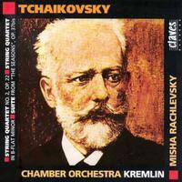 String Quartet No. 2, Op. 22/String Quartet In B-F-Chamber Orchestra Kremlin, Misha Rachlevsky-CD