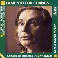 Lamento For Strings, Requiem For Strings Op.144 Bi-Chamber Orchestra Kremlin-CD