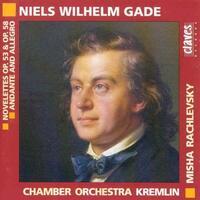 Novelettes Op.53, Novelettes Op.58, Andante And Al-Chamber Orchestra Kremlin-CD