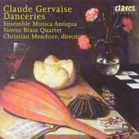 Danceries-Musica Antiqua Ensemble-CD