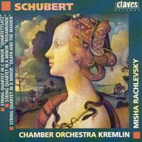 String Quartet In C, A And D Minor-Chamber Orchestra Kremlin-CD