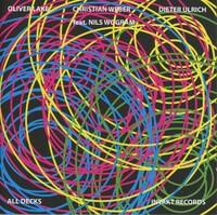 All Decks-Oliver Lake, Christian Weber, Dieter Ulrich Feat.-CD