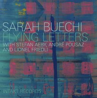 Flying Letters-Sarah Buechi-CD