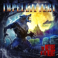 The Nature Of The Beast-Impellitteri-CD