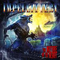 The Nature Of The Beast-Impellitteri-LP