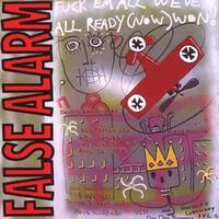 Fuck 'em All...-False Alarm-CD
