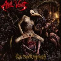 Peste Negra, Muerte Negra-Anal Vomit-CD
