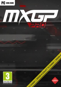 MXGP Pro-PC CD-DVD