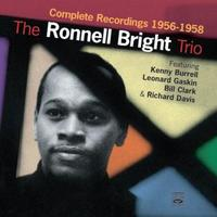 Complete Recordings..-Ronnell Bright-CD