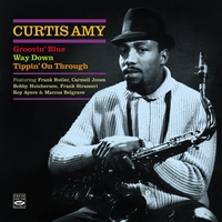 Groovin' Blue/Way..-Curtis Amy-CD