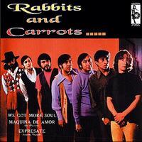 Soul Latino-Rabbits & Carrots-CD