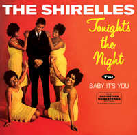 Tonight's The Night/Baby-Shirelles-CD