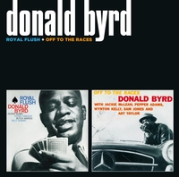 Royal Flush/Off To The..-Donald Byrd-CD