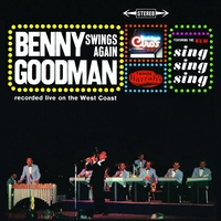 Swings Again-Benny Goodman-CD