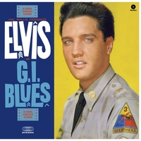 G.I. Blues -HQ/Bonus TR--Elvis Presley-LP