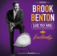 Lie To Me: Brook Benton..-Brook Benton-CD