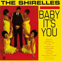 Baby It's You -HQ--Shirelles-LP