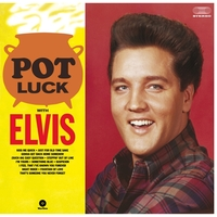 Pot Luck With Elvis -HQ--Elvis Presley-LP