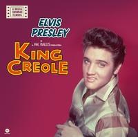 King Creole -HQ/Bonus TR--Elvis Presley-LP