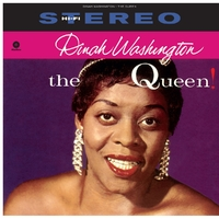 Queen -HQ/Bonus TR--Dinah Washington-LP