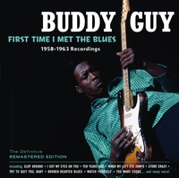 First Time I Met The..-Buddy Guy-CD