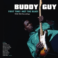 First Time I Met.. -HQ--Buddy Guy-LP
