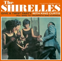 Give A Twist Party With..-Shirelles-CD