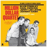Million Dollar Quartet-Carl Perki, Elvis Presley-LP