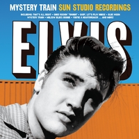 Mystery Train Sun..-Elvis Presley-LP