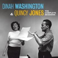 Complete Sessions-Dinah Washington & Quinc-CD