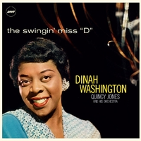 Swingin' Miss 'D' -HQ--Dinah Washington-LP