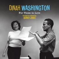 For Those In Love-HQ/LTD--Dinah Washington-LP