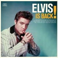 Elvis Is Back! -Coloured--Elvis Presley-LP