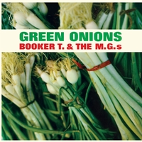 Green Onions -Coloured--Booker T & Mg's-LP