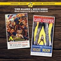 Alamo + High Noon -LTD--Dimitri Tiomkin-CD